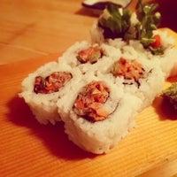 Photo taken at Kibune Sushi by Michael C. on 11/24/2014