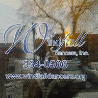 Photo taken at Windfall Dancers by Lindsay K. on 2/21/2013