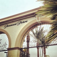 Photo taken at Paramount Studios by Shaun T. on 6/6/2013
