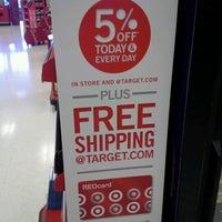 Photo taken at Target by David A. on 1/17/2013