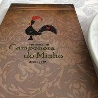 Photo taken at Camponesa do Minho by Fabio on 2/7/2014