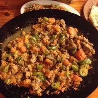 Photo taken at Madalyalı Restaurant by ONUR on 1/2/2013