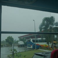 Photo taken at Rest Area KM 42 by Wulandari N. on 1/8/2014
