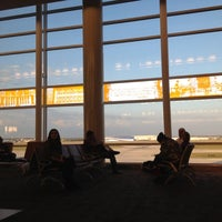 Photo taken at Terminal B by Shay R. on 11/11/2012
