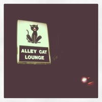 Photo taken at Alley Cat Lounge by Sean M. on 6/22/2013