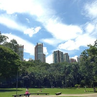 Photo taken at Parque Burle Marx by Marcelo B. on 2/11/2013