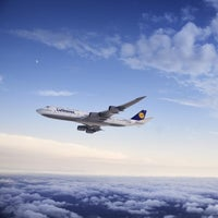Photo taken at Lufthansa Flight LH 418 by Lufthansa on 11/26/2012