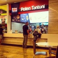 Photo taken at Polen Tantuni by Elena O. on 7/13/2013
