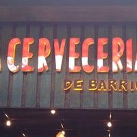 Photo taken at La Cervecería de Barrio by Ricardo on 6/1/2013