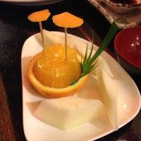 Photo taken at Sushi Moto by Erin on 9/28/2012