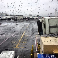 Photo taken at Terminal D (Delta Terminal) by Christian O. on 5/8/2013