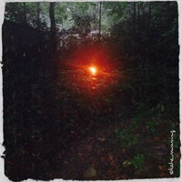 Photo taken at Rock Creek Park by Kate V. on 6/22/2014