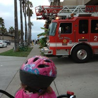 Photo taken at SDFD Fire Station 21 by Rick M. on 8/19/2013