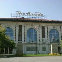 Photo taken at Rio Grande Cafe by Leslie H. on 9/29/2012