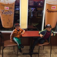 Photo taken at Dunkin Donuts by Rocko D. on 1/15/2014