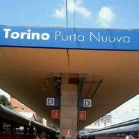 Photo taken at Torino Porta Nuova railway station (TPY) by Primavera R. on 6/10/2013