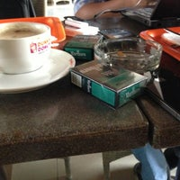 Photo taken at Dunkin' Donuts by Arham A. on 8/27/2013
