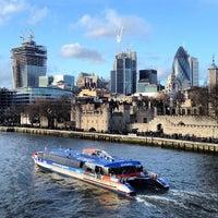 Photo taken at Tower Bridge Exhibition by Jiri K. on 1/27/2013