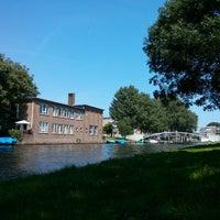 Photo taken at Erasmuspark by Anne H. on 7/7/2013