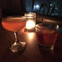 Photo taken at The Bar at 327 Braun Court by Niki B. on 9/7/2015