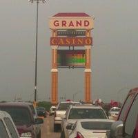 Photo taken at Firelake Grand Casino by Reginald B. on 5/24/2013