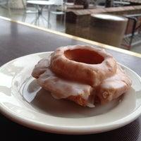 Photo taken at Top Pot Doughnuts by Anastasia on 12/17/2012