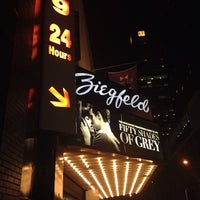 Photo taken at Ziegfeld Theatre W/E screening by Liza on 2/6/2015