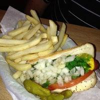 Photo taken at Chicago Hamburger Company by Gary H. on 3/16/2013