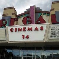 Photo taken at Regal Cinemas Severance Town Center 14 by Ratar on 7/15/2013