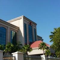 Photo taken at Wisma TNB Seberang Jaya by Aizat on 2/1/2015