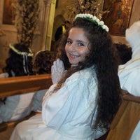 Photo taken at Saydet El Zalzale Church by Sharbel F. on 5/24/2013