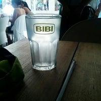 Photo taken at Bibi Sucos by Roney B. on 2/13/2013