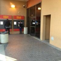 Photo taken at Wells Fargo Bank - San Bernardino by Karl H. on 1/10/2013