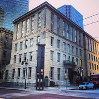 Photo taken at U.S. Post Office by Brandyn on 10/19/2013