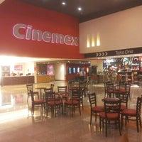 Photo taken at Cinemex by Edgar O. on 1/28/2013
