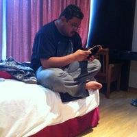 Photo taken at Grand Inn Hotel by Mohammed B. on 9/5/2013