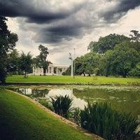 Photo taken at Bogor Botanical Gardens by Pinot on 12/5/2012