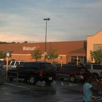 Photo taken at Walmart Supercenter by Freyja v. on 6/14/2013