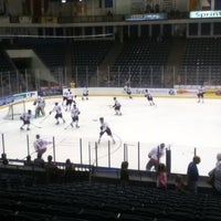 Photo taken at Amarillo Civic Center Ice Rink by Greg M. on 9/29/2012
