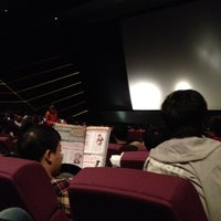Photo taken at MCL JP Cinema by Arthur on 10/27/2012