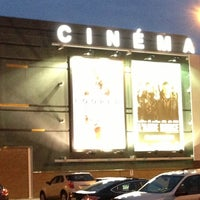 Photo taken at Cinéma 9 Carrefour Du Nord by Kaven B. on 10/3/2012