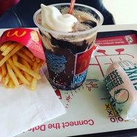 Photo taken at McDonald's by Jake O. on 11/12/2016