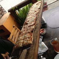 Photo taken at Asado Del Valle by Danny on 5/18/2013