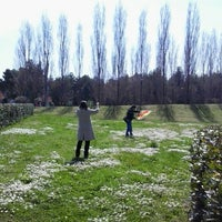 Photo taken at Parco Miralfiore by Matteo V. on 4/7/2013