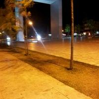 Photo taken at Praça das Águas by Loys Lorenn L. on 11/20/2012