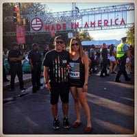 Photo taken at Budweiser Made In America Music Festival by asa s. on 9/6/2015