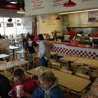Photo taken at Five Guys by Marc N. on 4/11/2013
