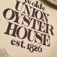 Photo taken at Union Oyster House by Mark S. on 1/13/2013