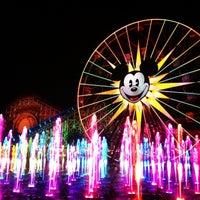 Photo taken at Disney California Adventure by KRISPY ✿. on 6/25/2013