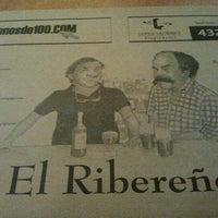 Photo taken at El Ribereño by Diego F. on 11/17/2012